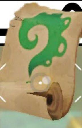 Sunken scrolls (Splatoon 2) by Thegr8agent8