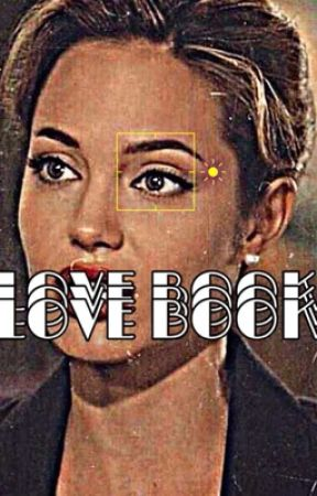 LOVE BOOK HOES by -mxlls
