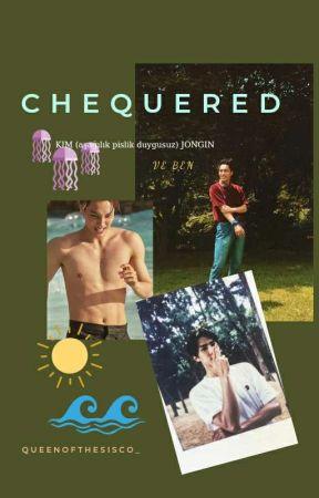 Chequered: KIM (aşağılık pislik duygusuz) JONGIN ve ben by queenofthedisco_