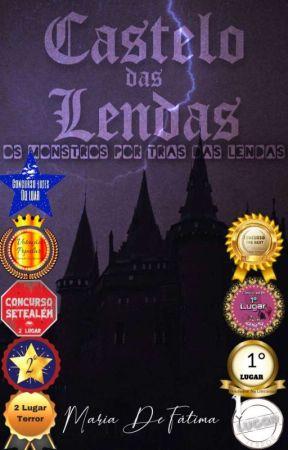 Castelo das Lendas  by Fatinha_Ribeiro