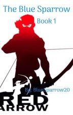 The Blue Sparrow by BlueSparrow20