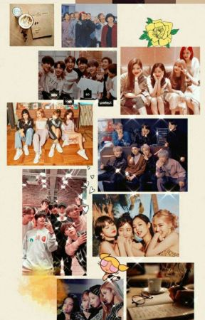 Group Chat →BangPink← by jen_chu_li_chaeng_