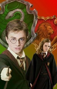 Harry Potter E Hermione Granger (Será Amor?) cover