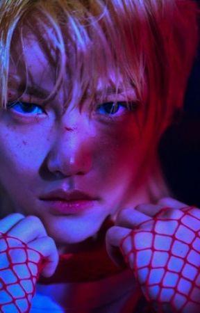 SLOW DOWN ; SKZ ONESHOTS by SWITCHRACHA