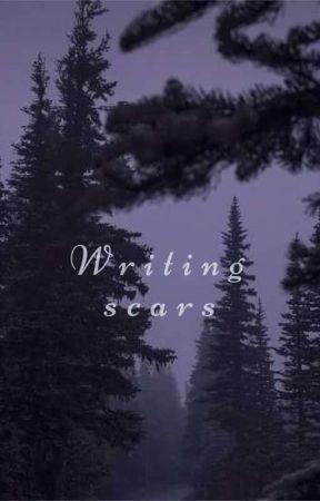 Writing Scars by GabrielleAcri4