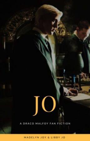 Jo // [Draco Malfoy] by MadelynJoy2