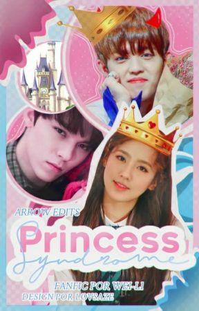 Princess Syndrome | Hansol Vernon | Seventeen by Wei-Li