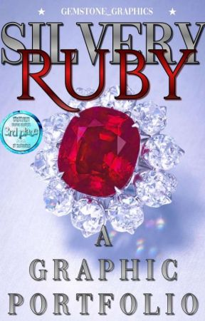 Silvery Ruby | A Graphic Portfolio by gemstone_graphics