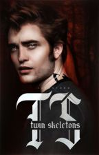 Twin Skeletons ⇾ Alec Lightwood by -jaytodd