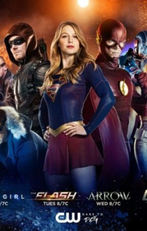 Arrowverse One-Shot Collection by jammatown919