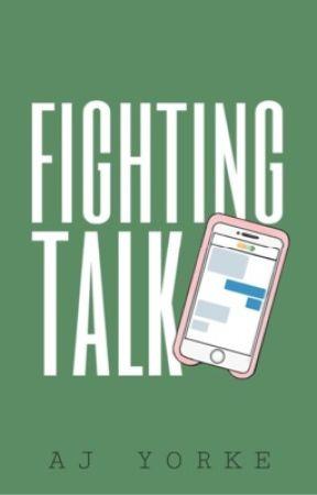Fighting Talk (BNHA/MHA)  by AJ_Yorke