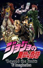 Beyond The Limits Of Imagination II Jotaro x Reader x Kakyoin by xDeathTheGirlx