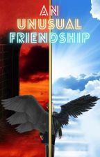 An unusual friendship by Scarletrose0809