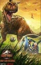 Camp Cretaceous (Ben x F!Reader) *Slow Updates* by KellyCabre
