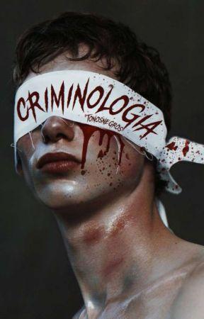 Criminología by tonosnegros