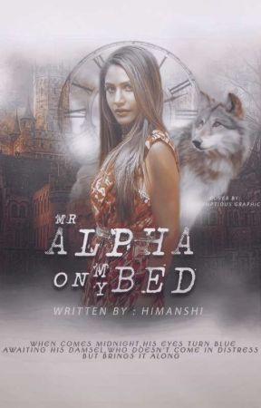 Mr Alpha On My Bed by ji_aapki_himi
