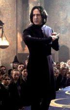 Severus Snape x Reader by LostCrybaby