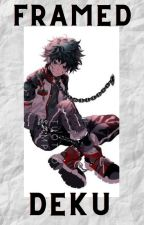 Framed Deku by AnimeMirrors