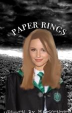 paper rings-f. weasley by wtfmackey