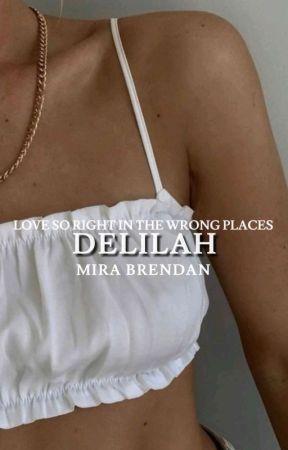 Delilah (The Divas Series #1) by mira_brendan_