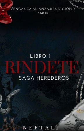 Herederos: Ríndete by neftali140