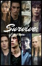 Survive, if you can // John Murphy by gottabesomethin