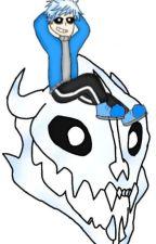 The Skeletal Hero: Karmic Judge by cat_ninja1019