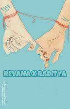 REVANA × RADITYA.  by ipnaarisani