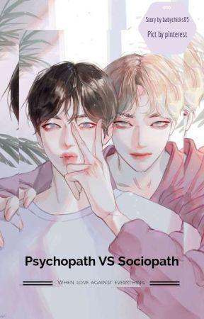 PSYCHOPATH VS SOCIOPATH (KOOKV) by babychicks95