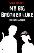 My big brother Luke (The Walking Dead Game)  by DepressedCarrot