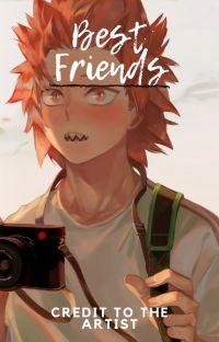 Best Friends (Kirishima x reader) cover