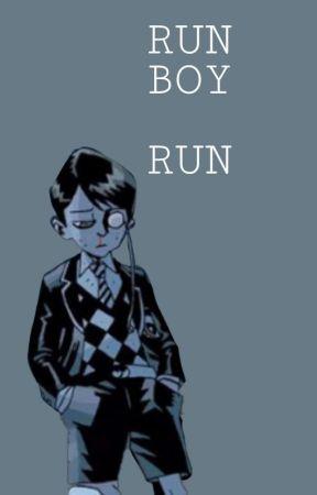RUN  BOY  RUN       .         mbs      . by timeblinks