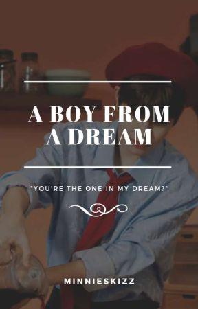 A boy from a dream (seungjin) ✓ by Minnieskizz_