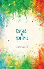 Rishabala OS : Canvas & Notepad by lazyakabookworm
