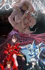 RETURN - (Accelerator in highschool dxd) by AcceleratorBeta
