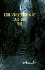 I Realised Everything She Said Was True by wkayli