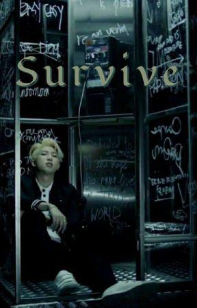 Survive  ° Gang/mafia AU °  Namjoon/RM x reader  by ISmellSweg