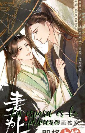 La esposa es lo primero by JiShenn