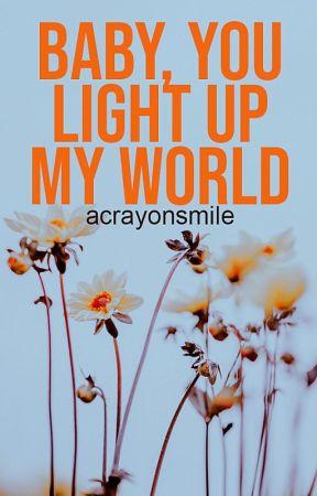 Baby, You Light Up My World »ot5 [spanish translation] by ValerieHayne