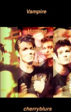 Vampire Hunting High and Low (a-ha fanfiction) by cherryblurs