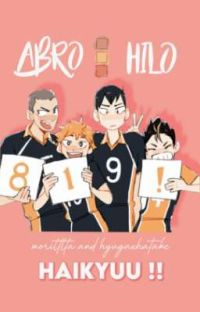 Abro Hilo //Haikyuu// cover