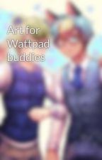 Art for Wattpad buddies by AnimalCrossingShips