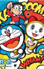 Our adventure with doraemon by NAnd160607