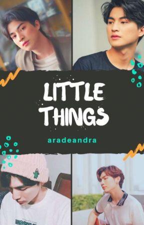 LITTLE THINGS (GULFMEW) by aradeandra