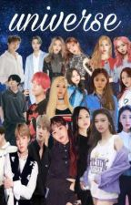 universe     a bts and loona ff by l0vejinsoul