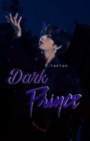 Dark Prince 🖤 by b_taetae20