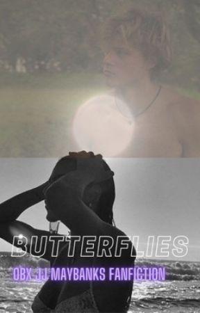 Butterflies (OBX JJ Fan-Fiction) by reduciodepresso
