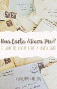 """Una carta ¿para mi?"" cover"