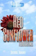 Red Sunflower (Terushima Haikyuu!!) by keijii_akaashi