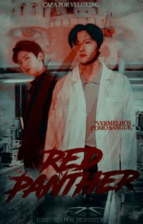 RED PANTHER | changki by monsxtay